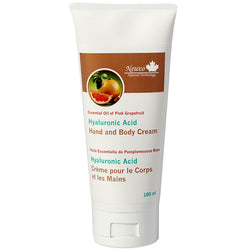 Pink Grapefruit Hyaluronic Acid Hand and Body Cream