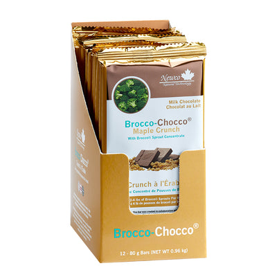 Milk Brocco-Chocco Maple Crunch® Certified Organic