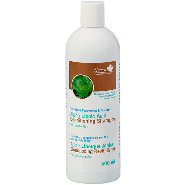 Alpha Lipoic Acid Peppermint Shampoo