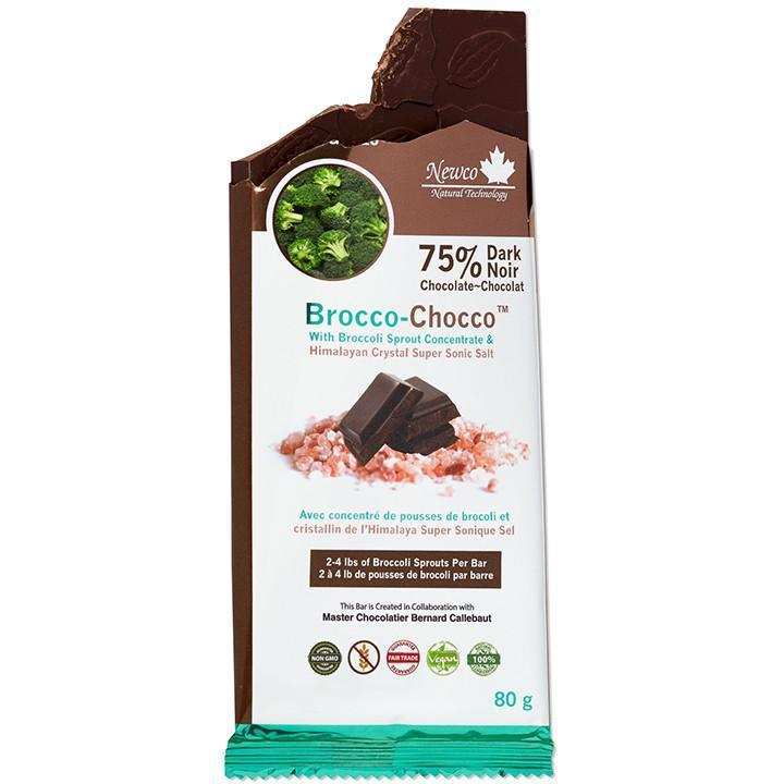 75% Dark Brocco-Chocco® Certified Organic
