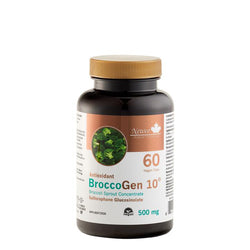 BroccoGen 10® Sulforaphane Glucosinolate | Newco Natural