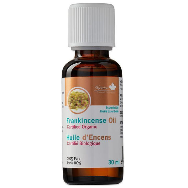 Frankincense Oil Certified Organic | Newco Natural