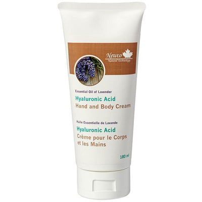 Hyaluronic Acid Hand and Body Cream Lavender | Newco Natural