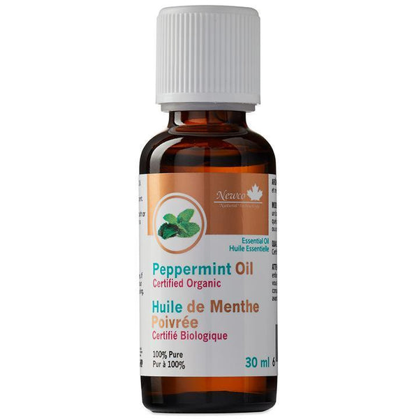Peppermint Oil Certified Organic | Newco Natural