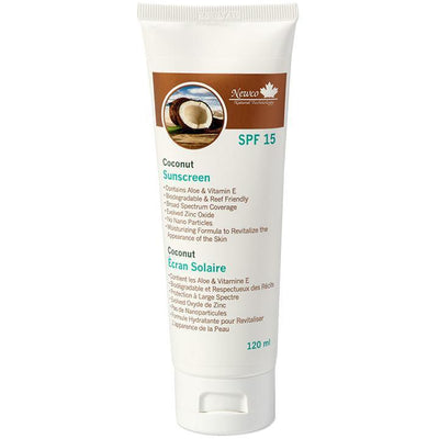 Sunscreen SPF 15 Coconut | Newco Natural