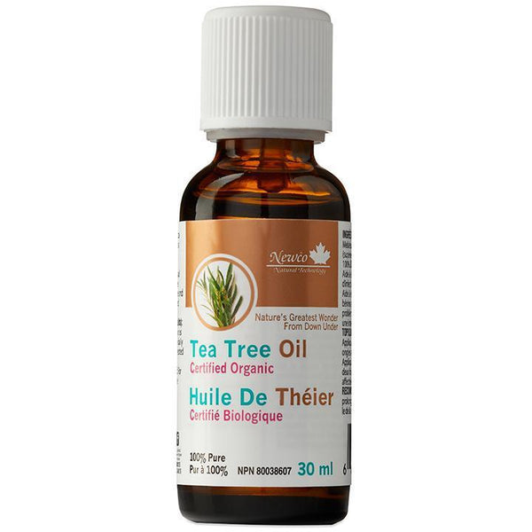 Tea Tree Oil Certified Organic | Newco Natural