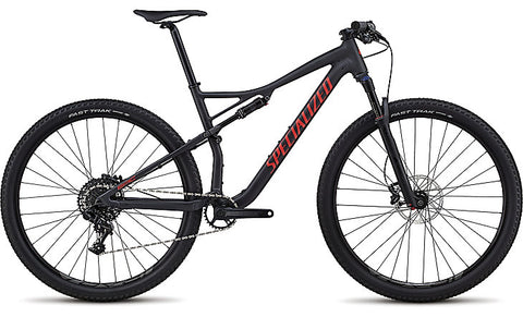 2018 Specialized Men's Epic Comp Satin Slate/Nordic Red