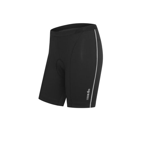 rh+ Mirage W Shorts sort/hvid