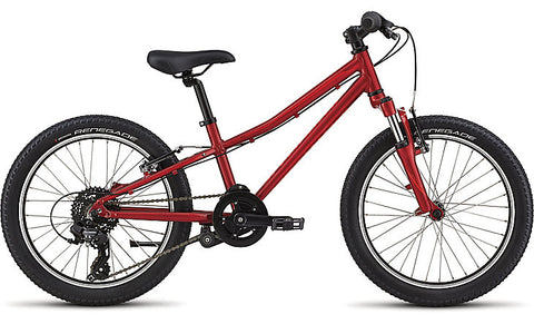 "Specialized Hotrock 20"" Candy Red/Rocket Red"