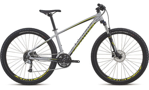 2018 Specialized Pitch Comp 27.5 Satin Gloss Cool Grey/Black/Hyper