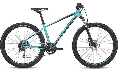 2018 Specialized Pitch Expert 27.5 Gloss Acid Mint/Black