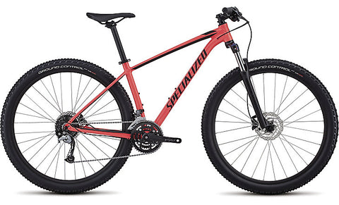 2018 Specialized Women's Rockhopper Comp Gloss Satin Acid Red/Black