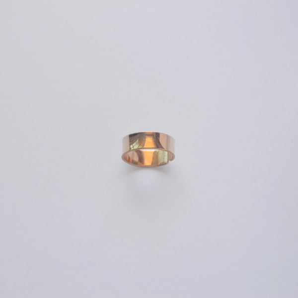 KANE Midi Thick Stack Ring - LOULOUTE