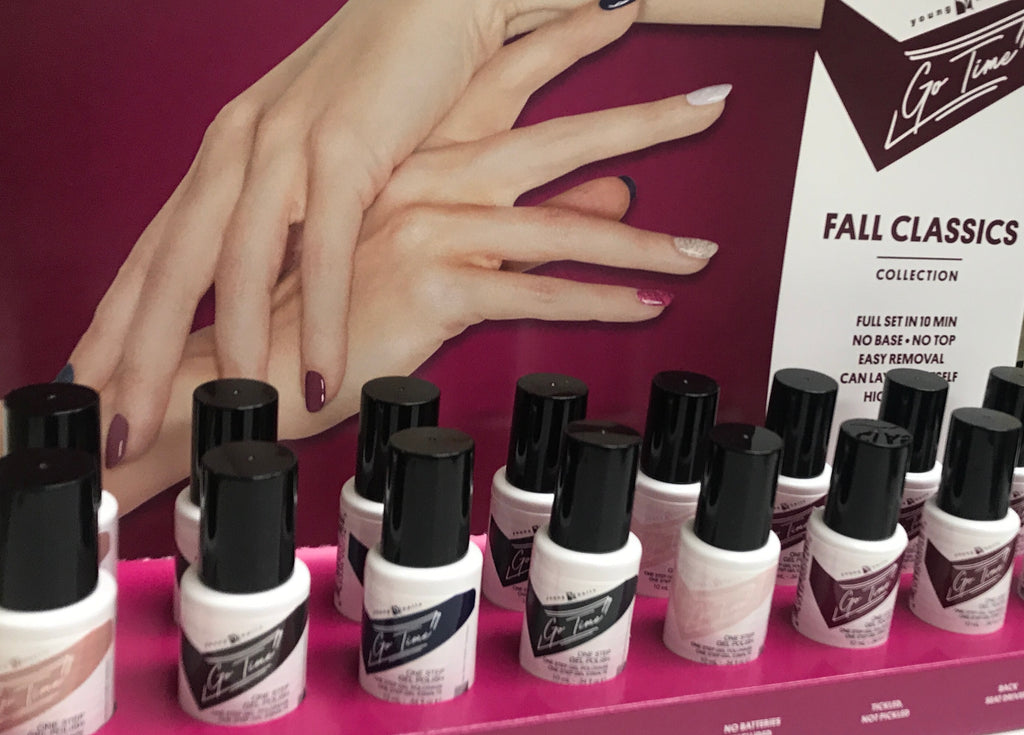 Go Time One Step Polish – Bewitched Nails