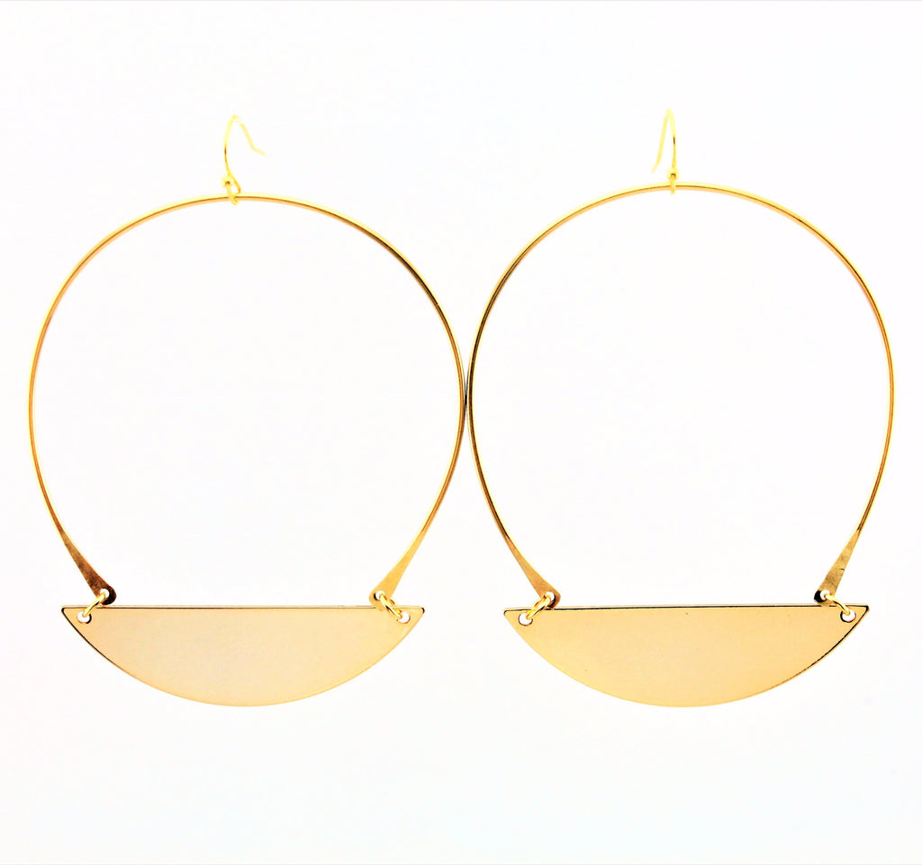 Caluna Earrings