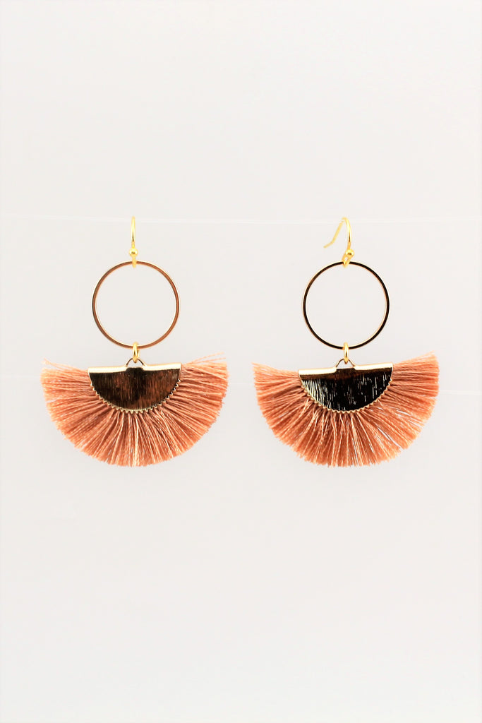 Fan-cy Earrings