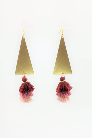 Mauvo Earrings