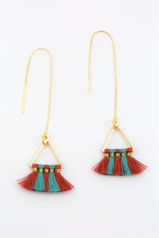 Reeda Earrings