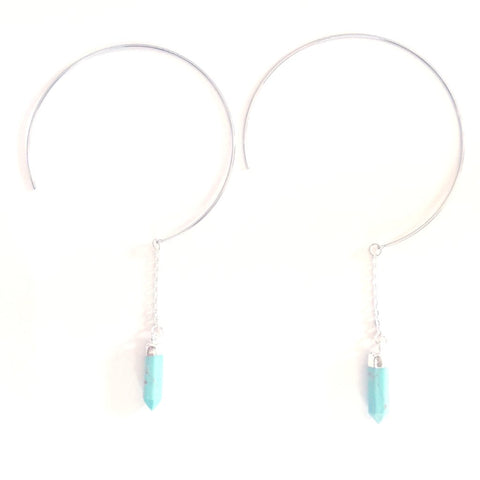 Belay Earrings