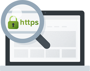 HTTPS Security Badge