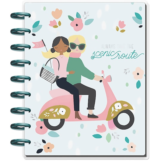 Create 365® - The Happy Planner® - 2019 CLASSIC Happy Planner® - Girl Gang (Vertical) - Planners - Me & My Big Ideas (MAMBI) - Orchids and Hummingbirds Designs, LLC