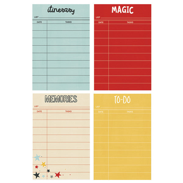 Simple Stories Say Cheese III Sticky Notes - Planners - Simple Stories - Orchids and Hummingbirds Designs, LLC