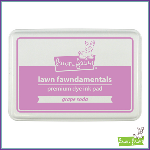 Lawn Fawn Grape Soda Ink Pad - Lawn Fawn - Orchids and Hummingbirds Designs, LLC