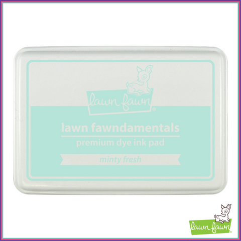 Lawn Fawn Minty Fresh Ink Pad - Lawn Fawn - Orchids and Hummingbirds Designs, LLC