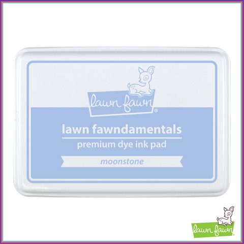 Lawn Fawn Moonstone Ink Pad - Lawn Fawn - Orchids and Hummingbirds Designs, LLC