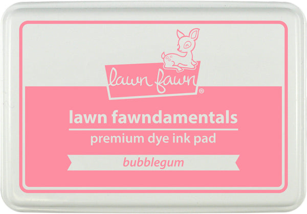 Lawn Fawn Bubblegum Ink Pad - Stamping Supplies - Lawn Fawn - Orchids and Hummingbirds Designs, LLC