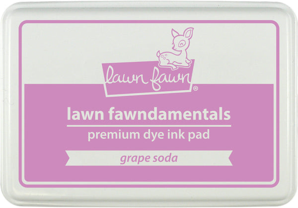Lawn Fawn Grape Soda Ink Pad - Stamping Supplies - Lawn Fawn - Orchids and Hummingbirds Designs, LLC