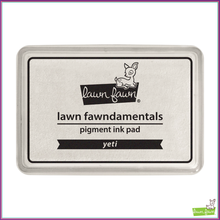 Lawn Fawn Yeti Dye Ink Pad - Stamping Supplies - Lawn Fawn - Orchids and Hummingbirds Designs, LLC