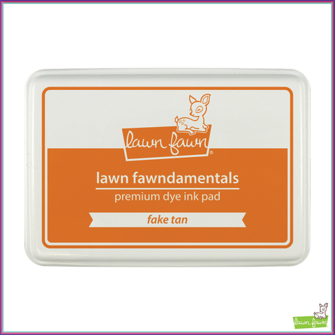 Lawn Fawn Fake Tan Dye Ink Pad - Stamping Supplies - Lawn Fawn - Orchids and Hummingbirds Designs, LLC