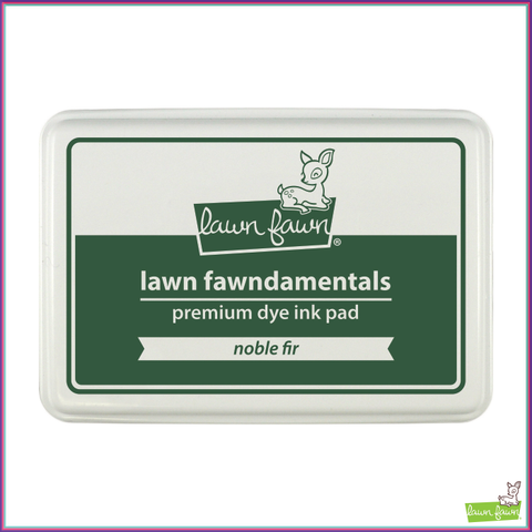 Lawn Fawn Noble Fir Dye Ink Pad - Stamping Supplies - Lawn Fawn - Orchids and Hummingbirds Designs, LLC