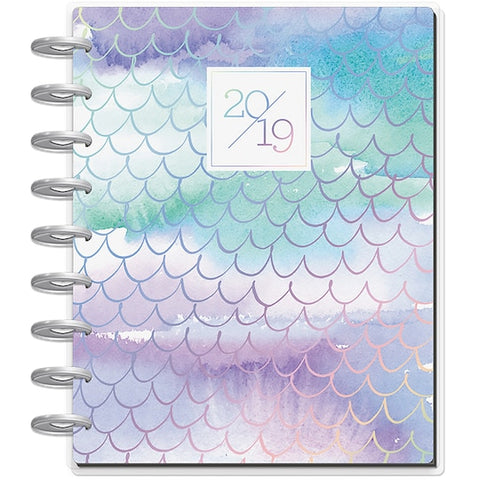 Create 365® - The Happy Planner® - 2019 CLASSIC Happy Planner® - Mermaidesque (Vertical) - Planners - Me & My Big Ideas (MAMBI) - Orchids and Hummingbirds Designs, LLC