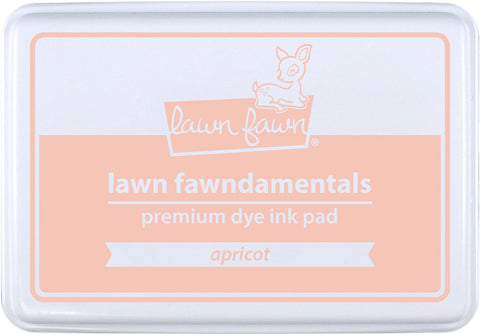 Lawn Fawn Apricot Ink Pad - Stamping Supplies - Lawn Fawn - Orchids and Hummingbirds Designs, LLC