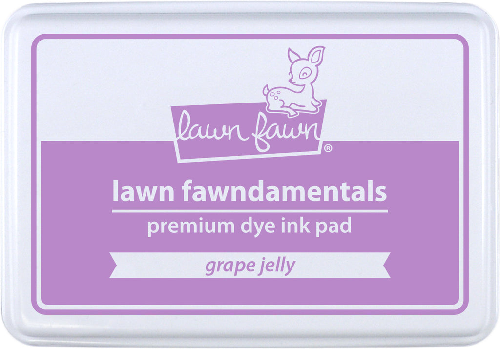 Lawn Fawn Grape Jelly Ink Pad - Stamping Supplies - Lawn Fawn - Orchids and Hummingbirds Designs, LLC