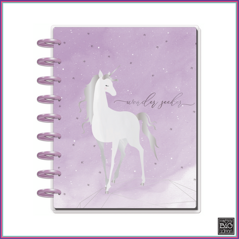 Create 365® - The Happy Planner® - Classic Deluxe Happy Planner® - Wonder Seeker - 18 Months (2019-2020) - Planners - Me & My Big Ideas (MAMBI) - Orchids and Hummingbirds Designs, LLC
