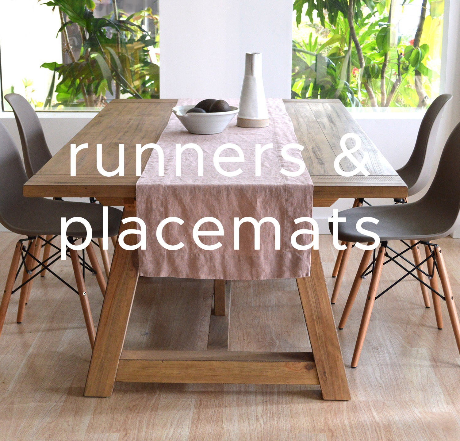 Runners & Placemats Collection