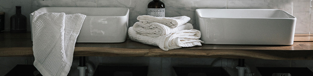 Linen Bath Collection | Rough Linen