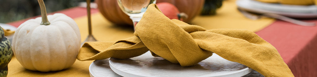Rough Linen Napkins