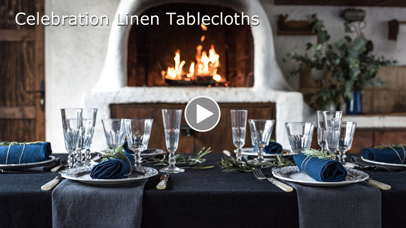 Celebration Linen Tablecloths
