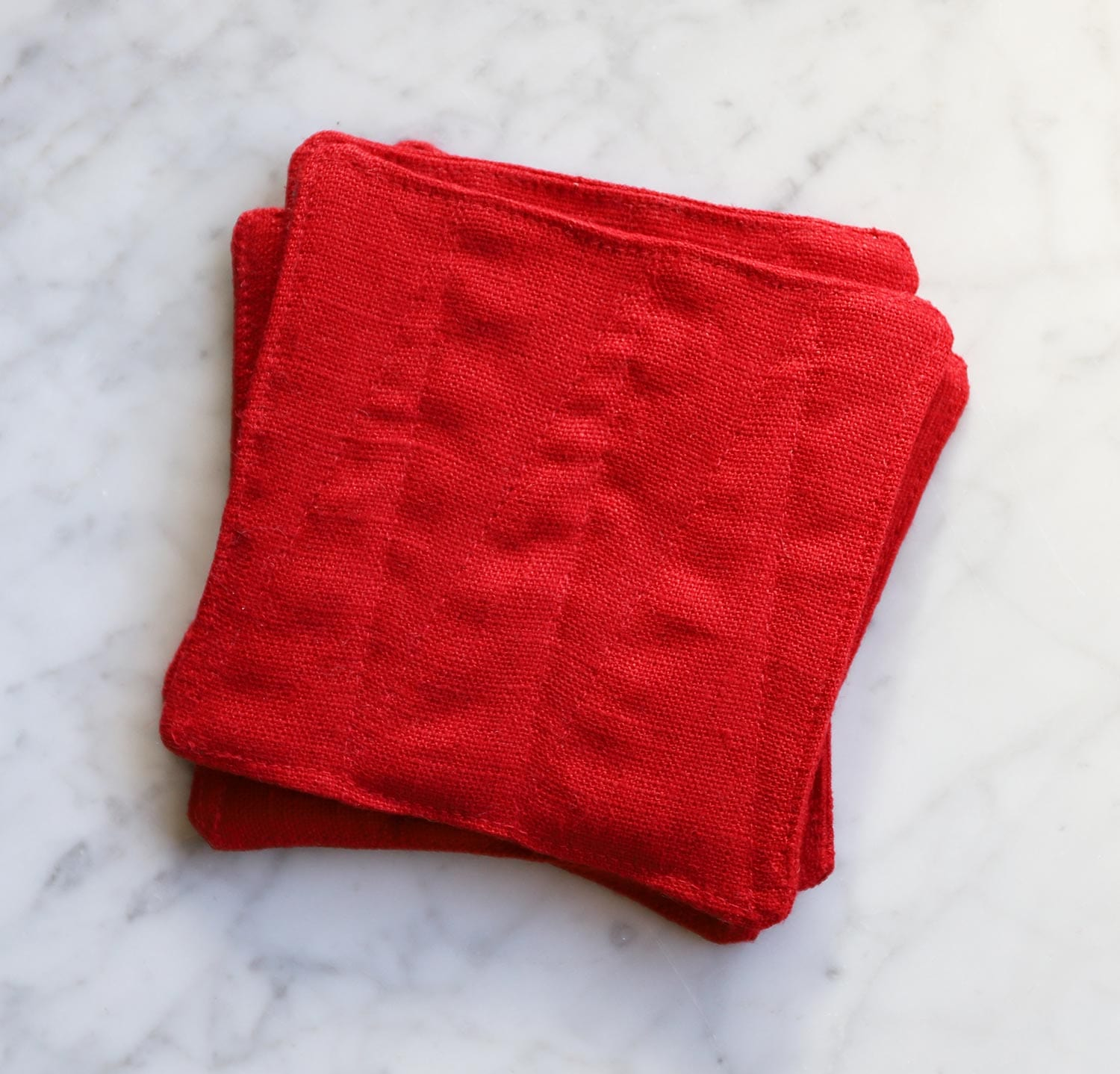 Linen Coasters (Set of 4) | SALE