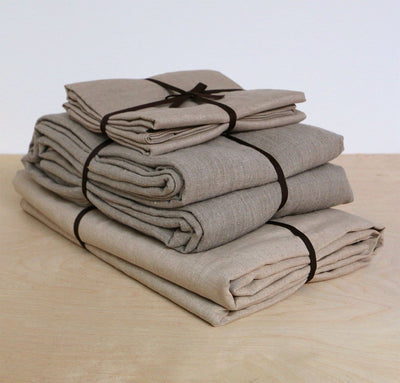 Orkney Linen Summer Bedding Set