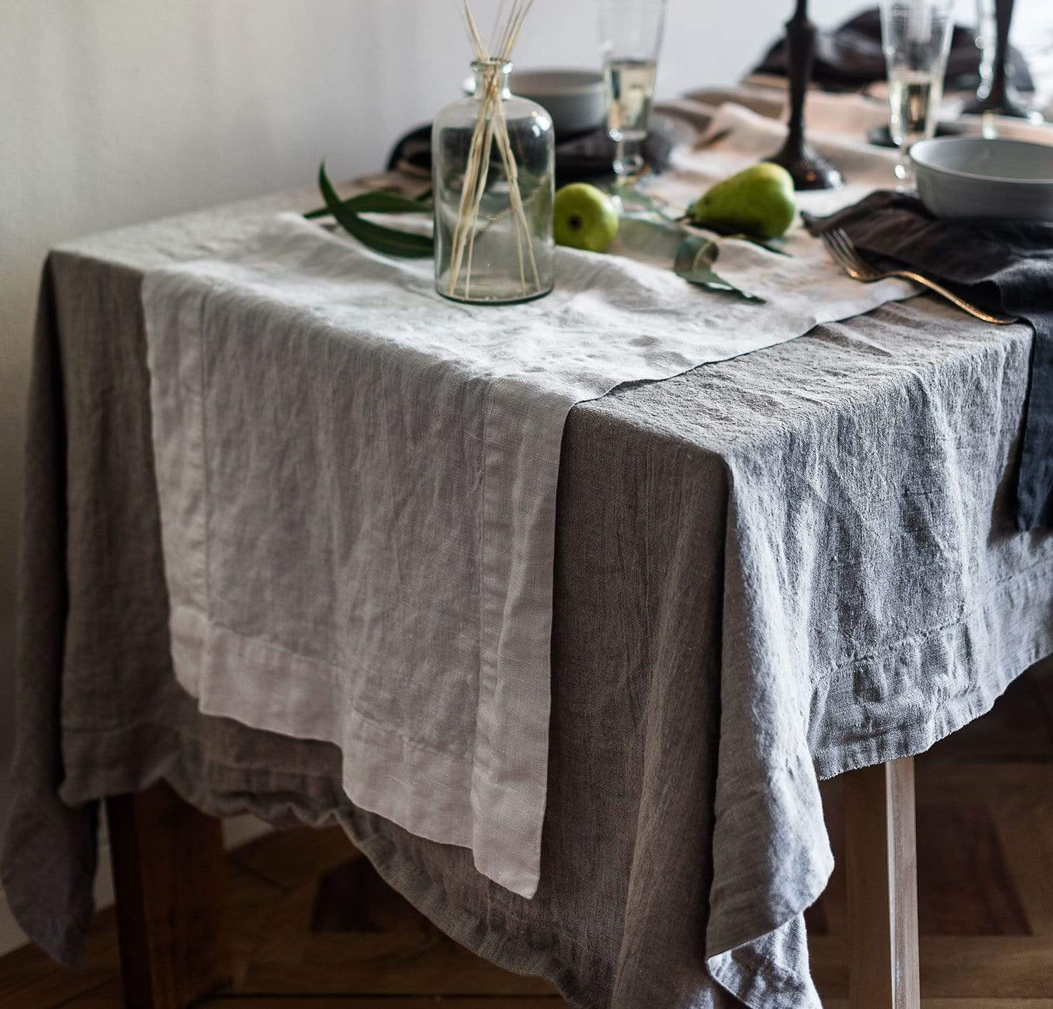 Orkney Linen Table Runner