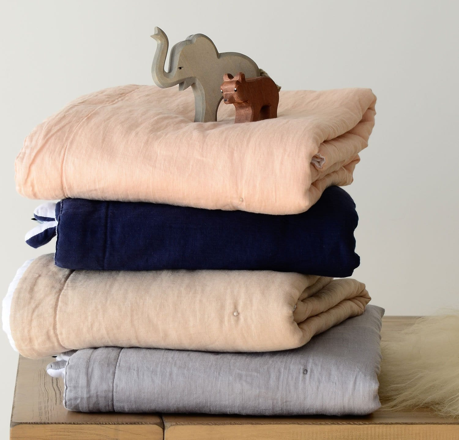 Linen Baby Collection