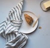 French Stripe Linen Tea Towel