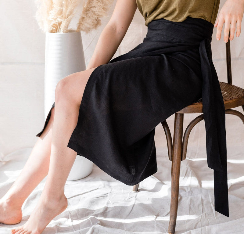 The Wrap Skirt | Final Sale