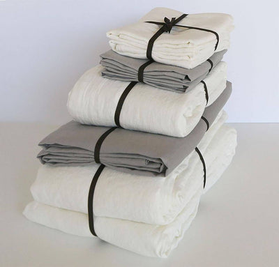 King Linen Bedding Makeover Set