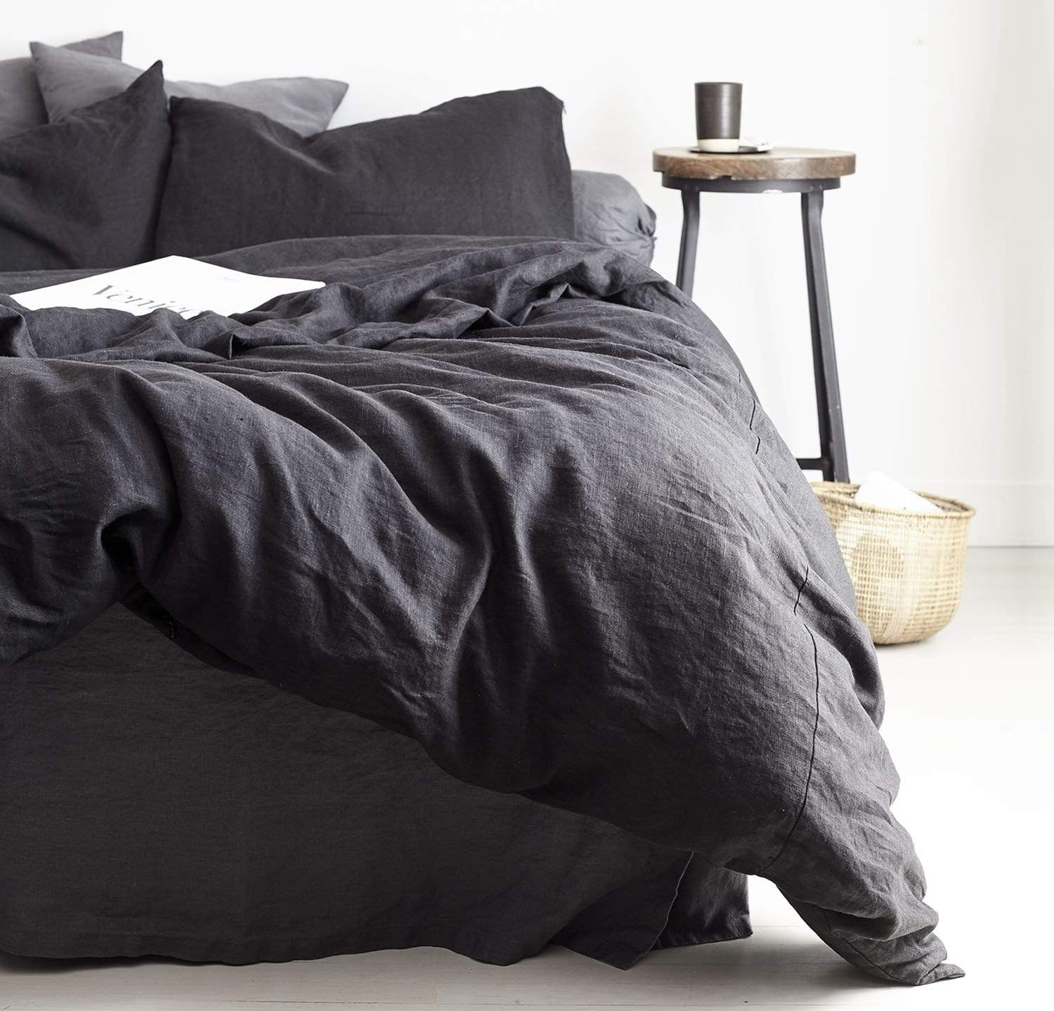 Best Linen Duvet Comforter By Rough Linen